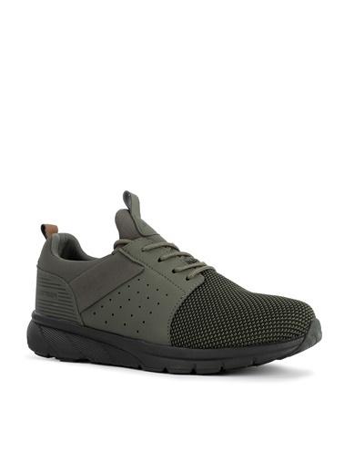 Slazenger Slazenger GETTO Sneaker Erkek Ayakkabı    Haki